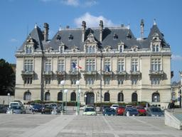 Préfecture de Bar-le-Duc. Source : http://data.abuledu.org/URI/56c6295c-prefecture-de-bar-le-duc