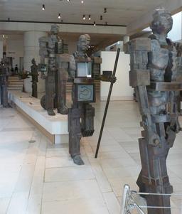 Présentation d'objets archéologiques au musée d'Édimbourg. Source : http://data.abuledu.org/URI/55df6356-presentation-d-objets-archeologiques-au-musee-d-edimbourg