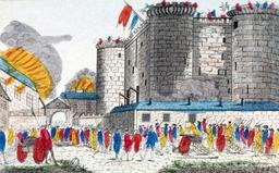 Prise de la Bastille, le 14 juillet 1789. Source : http://data.abuledu.org/URI/5043c444-prise-de-la-bastille-le-14-juillet-1789