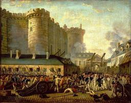 Prise de la Bastille, le 14 juillet. Source : http://data.abuledu.org/URI/5043c396-prise-de-la-bastille-le-14-juillet