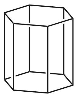 Prisme hexagonal. Source : http://data.abuledu.org/URI/518038f5-prisme-hexagonal