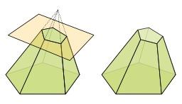 Prisme tronqué. Source : http://data.abuledu.org/URI/5184bcb6-prisme-tronque