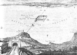 Projet de Tunnel sous la Manche. Source : http://data.abuledu.org/URI/506c3eb5-projet-de-tunnel-sous-la-manche