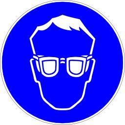 Protection obligatoire de la vue. Source : http://data.abuledu.org/URI/51bf5f59-protection-obligatoire-de-la-vue