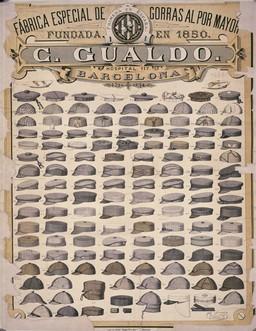 Publicité pour casquettes. Source : http://data.abuledu.org/URI/502caa96-publicite-pour-casquettes