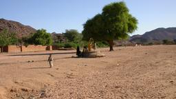 Puits à Timia au Niger. Source : http://data.abuledu.org/URI/54d2333b-puits-a-timia-au-niger