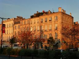 Quai des Chartrons à Bordeaux. Source : http://data.abuledu.org/URI/58278f34-quai-des-chartrons-a-bordeaux