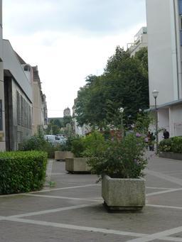 Quartier du palais des congrès à Dijon. Source : http://data.abuledu.org/URI/581c903a-quartier-du-palais-des-congres-a-dijon