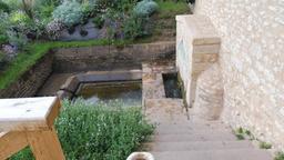 Quartier médiéval à Montignac-24. Source : http://data.abuledu.org/URI/5994eb7b-quartier-medieval-a-montignac-24
