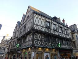 Quartier sauvegardé à Dijon. Source : http://data.abuledu.org/URI/58205395-quartier-sauvegarde-a-dijon-