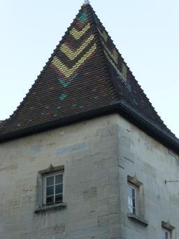 Quartier sauvegardé à Dijon. Source : http://data.abuledu.org/URI/5820561f-quartier-sauvegarde-a-dijon-