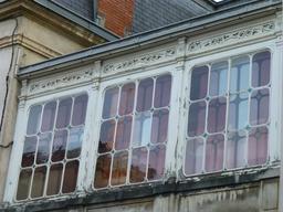 Quartier sauvegardé à Dijon. Source : http://data.abuledu.org/URI/582058a1-quartier-sauvegarde-a-dijon-