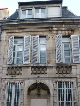 Quartier sauvegardé à Dijon. Source : http://data.abuledu.org/URI/58205a25-quartier-sauvegarde-a-dijon-