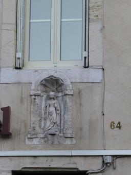 Quartier sauvegardé à Dijon. Source : http://data.abuledu.org/URI/58205a4e-quartier-sauvegarde-a-dijon-