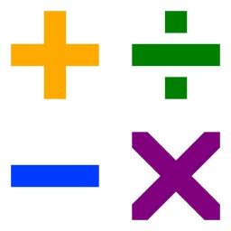 Quatre symboles arithmétiques. Source : http://data.abuledu.org/URI/50d70483-quatre-symboles-arithmetiques