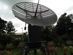 Radar météorologique en Inde. Source : http://data.abuledu.org/URI/55121f34-radar-meteorologique-en-inde
