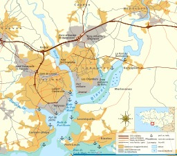 Rade de Lorient. Source : http://data.abuledu.org/URI/51d1a8e3-rade-de-lorient