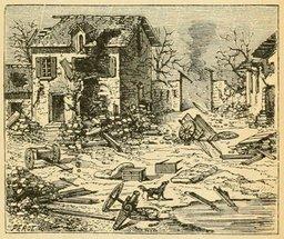 Ravages de la guerre. Source : http://data.abuledu.org/URI/524f1cf5-ravages-de-la-guerre