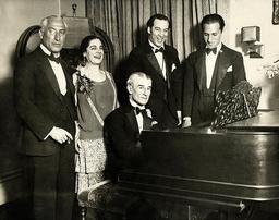 Ravel et Gershwin en 1928. Source : http://data.abuledu.org/URI/53f11e05-ravel-et-gershwin-en-1928
