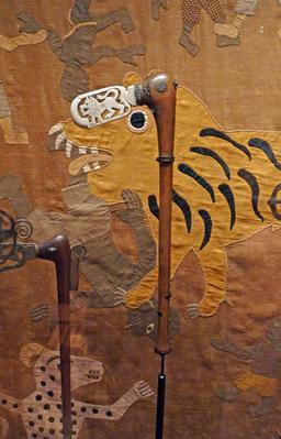 Récade du roi Glèlè. Source : http://data.abuledu.org/URI/54beded0-recade-du-roi-glele