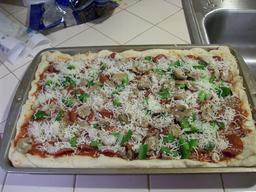 Recette de pizza 6. Source : http://data.abuledu.org/URI/5474be86-recette-de-pizza-6