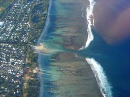Récif coralien à La Réunion. Source : http://data.abuledu.org/URI/585020e0-recif-coralien-a-la-reunion