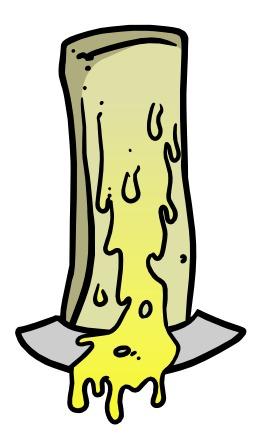 Récolte de la résine. Source : http://data.abuledu.org/URI/5628ead6-recolte-de-la-resine