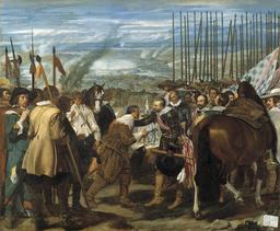 Reddition de la ville de Breda. Source : http://data.abuledu.org/URI/533084ec-reddition-de-la-ville-de-breda