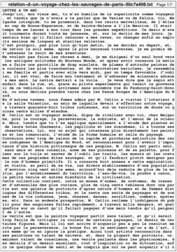 Relation d'un voyage chez les Sauvages de Paris. Source : http://data.abuledu.org/URI/50c7a408-relation-d-un-voyage-chez-les-sauvages-de-paris