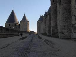 Remparts de Carcassonne. Source : http://data.abuledu.org/URI/54a808df-remparts-de-carcassonne