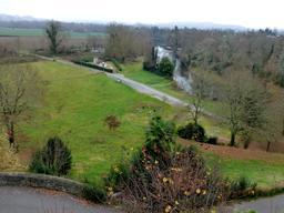 Remparts de Sauveterre-de-Béarn. Source : http://data.abuledu.org/URI/58669107-remparts-de-sauveterre-de-bearn