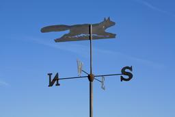 Renard-girouette. Source : http://data.abuledu.org/URI/52dc4c15-renard-girouette