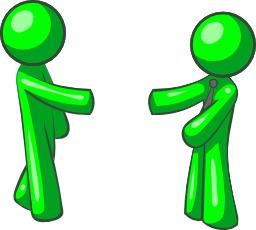 Rencontre de deux hommes verts. Source : http://data.abuledu.org/URI/5406781f-rencontre-de-deux-hommes-verts