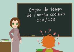 Rentrée 2014 de Loïc. Source : http://data.abuledu.org/URI/53fb9d46-rentree-2014-de-loic