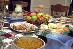Repas traditionnel pour Thanksgiving. Source : http://data.abuledu.org/URI/56424428-repas-traditionnel-pour-thanksgiving