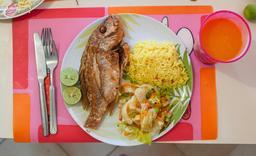Repas vénézuélien. Source : http://data.abuledu.org/URI/52cf254e-repas-venezuelien
