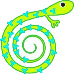 Reptile bicolore. Source : http://data.abuledu.org/URI/5047c11f-reptile-bicolore