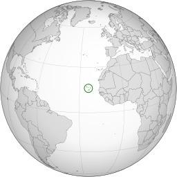 Carte de la République du Cap-Vert. Source : http://data.abuledu.org/URI/52595ea1-republique-du-cap-vert