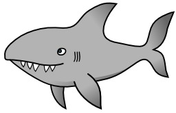 Requin. Source : http://data.abuledu.org/URI/50490627-requin