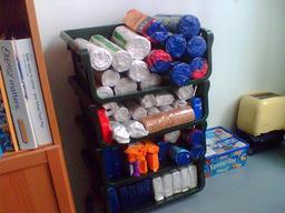 Réserves de biscuits dans une école anglaise. Source : http://data.abuledu.org/URI/522dea48-reserves-de-biscuits-dans-une-ecole-anglaise