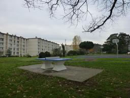 Résidence du Burck à Mérignac. Source : http://data.abuledu.org/URI/5667332a-residence-du-burck-a-merignac