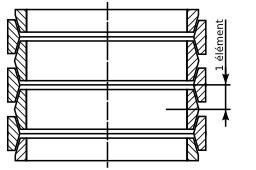 Ressort à anneaux d'acier. Source : http://data.abuledu.org/URI/50c6e143-ressort-a-anneaux-d-acier