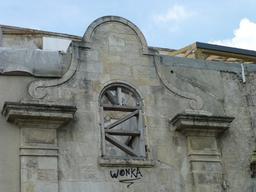 Restauration de monument historique à La Rochelle. Source : http://data.abuledu.org/URI/58211025-restauration-de-monument-historique-a-la-rochelle