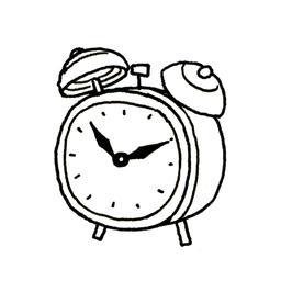 Réveille-matin mécanique. Source : http://data.abuledu.org/URI/52d83fcc-reveille-matin-mecanique