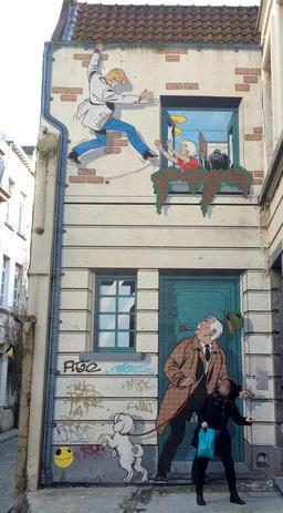 Ric Hochet à Bruxelles. Source : http://data.abuledu.org/URI/547d69d3-ric-hochet-a-bruxelles
