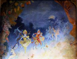 Rideau du Musée Grévin. Source : http://data.abuledu.org/URI/501f1d62-rideau-du-musee-grevin