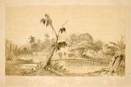 Rivière de Papa-Oa en 1838. Source : http://data.abuledu.org/URI/59809a68-riviere-de-papa-oa-en-1838