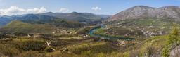 Rivière Trebisnjica en Bosnie-Herzégovine. Source : http://data.abuledu.org/URI/5630d9fb-riviere-trebisnjica-en-bosnie-herzegovine