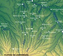 Rivières du Gers. Source : http://data.abuledu.org/URI/520d0cb3-rivieres-du-gers