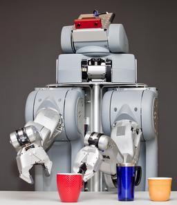 Robot serveur. Source : http://data.abuledu.org/URI/58e9f266-robot-serveur